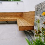 Stylische Outdoor Eckbank