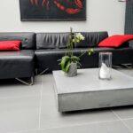 Moderne Lounge-Tische aus Beton