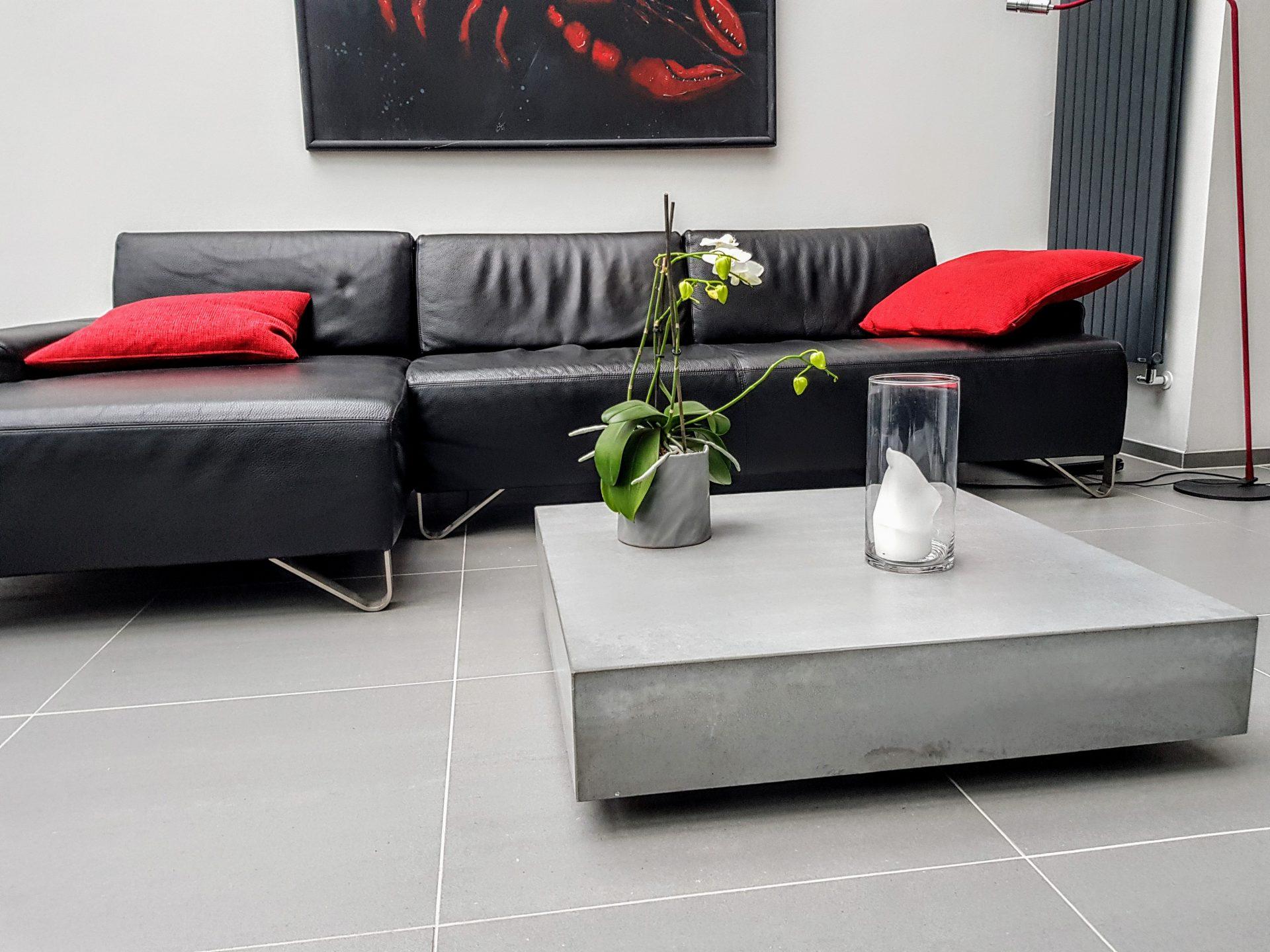 Moderne Lounge-Tische aus Beton   B&K Design