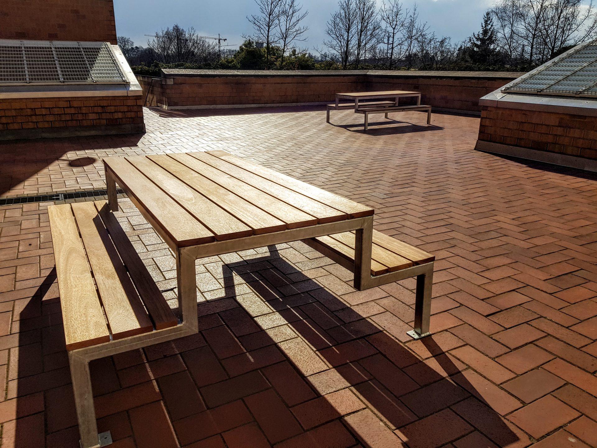 outdoor m bel f r huma gymnasium b k design. Black Bedroom Furniture Sets. Home Design Ideas