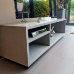 TV-Sideboard aus Beton