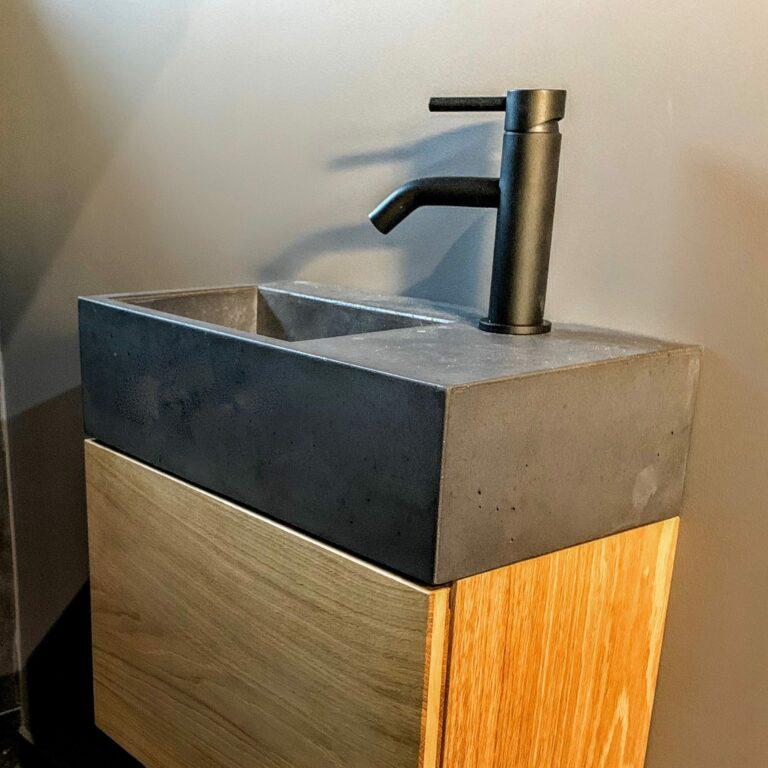 Beton Waschbecken XS