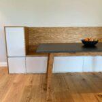 Kompletter Innenausbau mit Holz & Beton