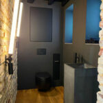 B&K Design Showroom Gäste-WC