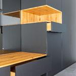 Moderner Innenausbau im Eigenheim
