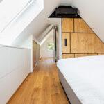 Exklusiver Dachgeschossausbau